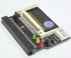 China CF to IDE Female adapter card high-speed LED indication light transmission card on sale
