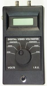China Video Volt Meter (NTSC or PAL) on sale