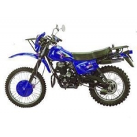 Dirtbike 125cc CLIMBER Blue