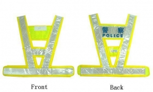 China Traffic Safety Vest LX-V033 on sale