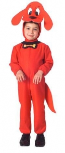 China Kids Clifford the Big Red Dog Toddler Costume on sale