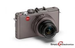 China Cameras Leica D-Lux 5 (Titanium) Digital Camera on sale
