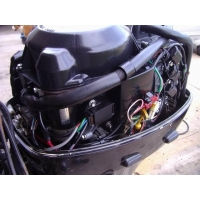 China Outboard Suzuki DF25EL Outboard Motor Four Stroke Portable on sale