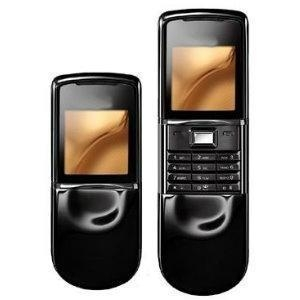 China COPY Nokia 8800 sirocco BLACK GSM Mobile Phone on sale