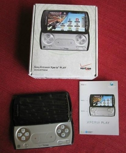 China COPY Sony Ericsson XPERIA Play Smartphone R800x Verizon on sale