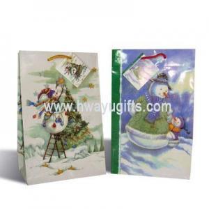 China Paper Bag XMAS paper bag-002 on sale
