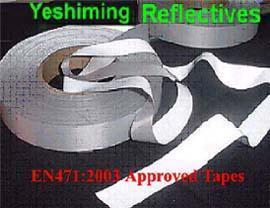China Reflective fabric tape on sale
