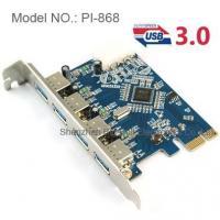 USB 3.0 PCI-e PCI Express Card 4 Ports