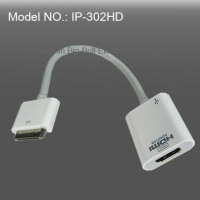 China Dock Connector to TV HDMI Adapter Cable Charging on sale