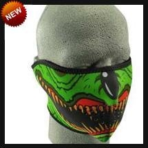 China Neoprene Face Masks Half Rat Fink Neoprene Face Mask on sale