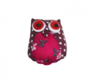 China Vintage Mini Owl Brooch on sale