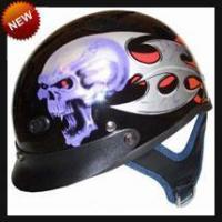 China DOT Skull Blade Motorcycle Helmet on sale