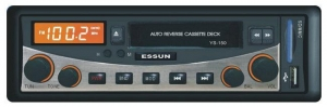 China Car Cassette Player with USB/SD on sale