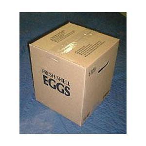 China 15-Dozen Egg, Corrugated Cardboard Egg Shipping Case on sale