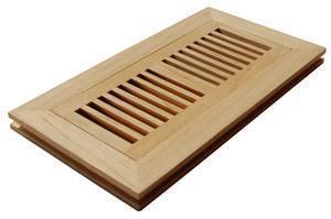 China Flush mount floor registers on sale
