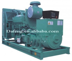 China Diesel generator set 40KW DAFENG/CUMMINS DCEC SERIES on sale