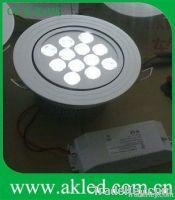 China 12W LED Downlights on sale