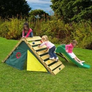 China My First Play Centre Wooden Climbing Frame on sale