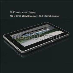 China 10.2 Inch Touch Screen Tablet PC WiFi Mid on sale