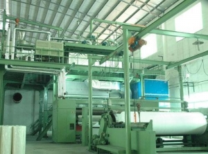 China FM-2400 Automatic Non-woven bag making machine on sale