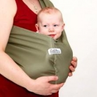 China Baby & Kid Gear Little Star Stretch Cotton Pouch Sling on sale