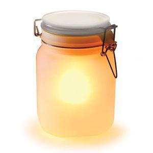 China Sun jar solar lamp on sale