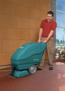 China Tennant 1240 Walk-Behind Carpet Cleaners on sale
