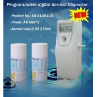 Digital Aerosol Dispenser