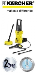China Karcher K2.300 Presure Washer & T50 Patio Cleaner on sale