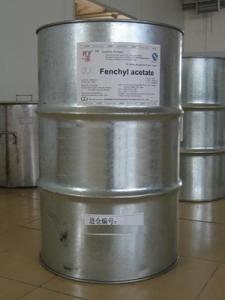 China Fenchyl acetate on sale