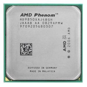 China AMD Phenom X4 9850 2.5GHz 4x512KB Socket AM2+ Quad-Core CPU on sale
