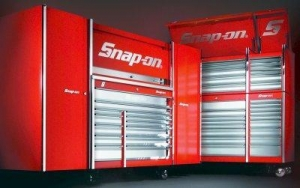 China Limited 'Chrome Edition' Tool Storage Roll Cabs from SNAP-ON on sale