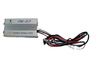 China Car FM Stereo Modulator on sale