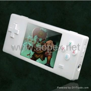 China Eletronic Handheld 3D Game Consoler on sale