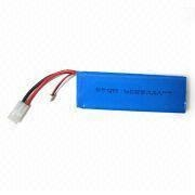 China Polymer RC car battery pack on sale