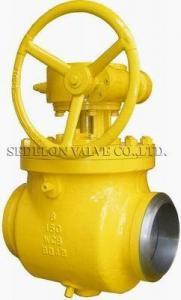 China Ball valve Top Entry Ball Valve on sale