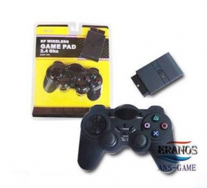 Quality PS2 Wireless Controller (2.4G) for sale