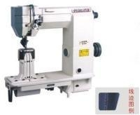 China Single Needle/Double Needles Posted Sewing Machine on sale