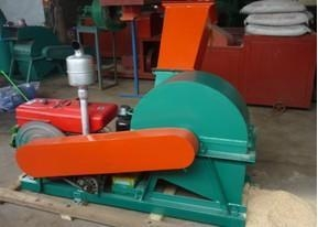 China Crusher with Diesel engine Wood Crusher on sale