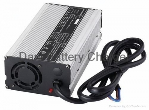 China E-Motorcycle Lithium Battery Charger on sale