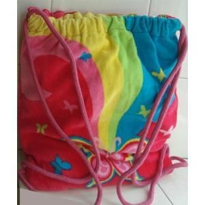 China Reactive Printing Towel Beach Bag on sale