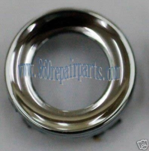 China BlackBerry Pearl 8110 8120 8130 silver chrome ring cover for trackball on sale