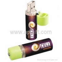 USB Battery AA Rechargeable Batteries 1501