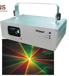China RGY disco laser light weinas-S40RGY on sale
