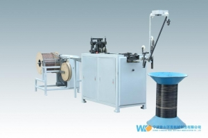 China Double Wire Forming Machine Double coil forming machine on sale