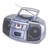 China VRP1251 VRP1251 CD/VCD/MP3 BOOMBOX WITH RADIO AND CASSETTE RECORDER for sale