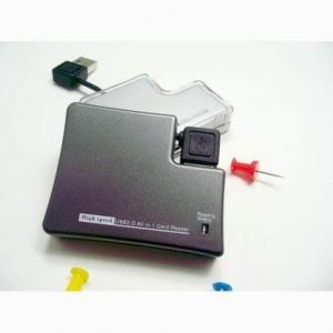 China USB Card Reader - SQ-CR40 on sale