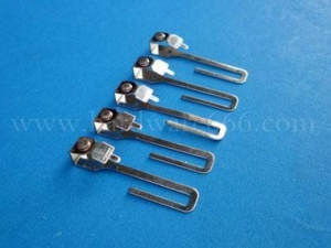 China battery clips on sale