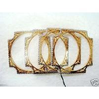 Exclusive Designer 4 Pcs Simulated Diamond Bangles Set