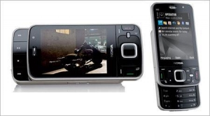 China Nokia Nokia N96 Unlocked GSM Cell Phone on sale